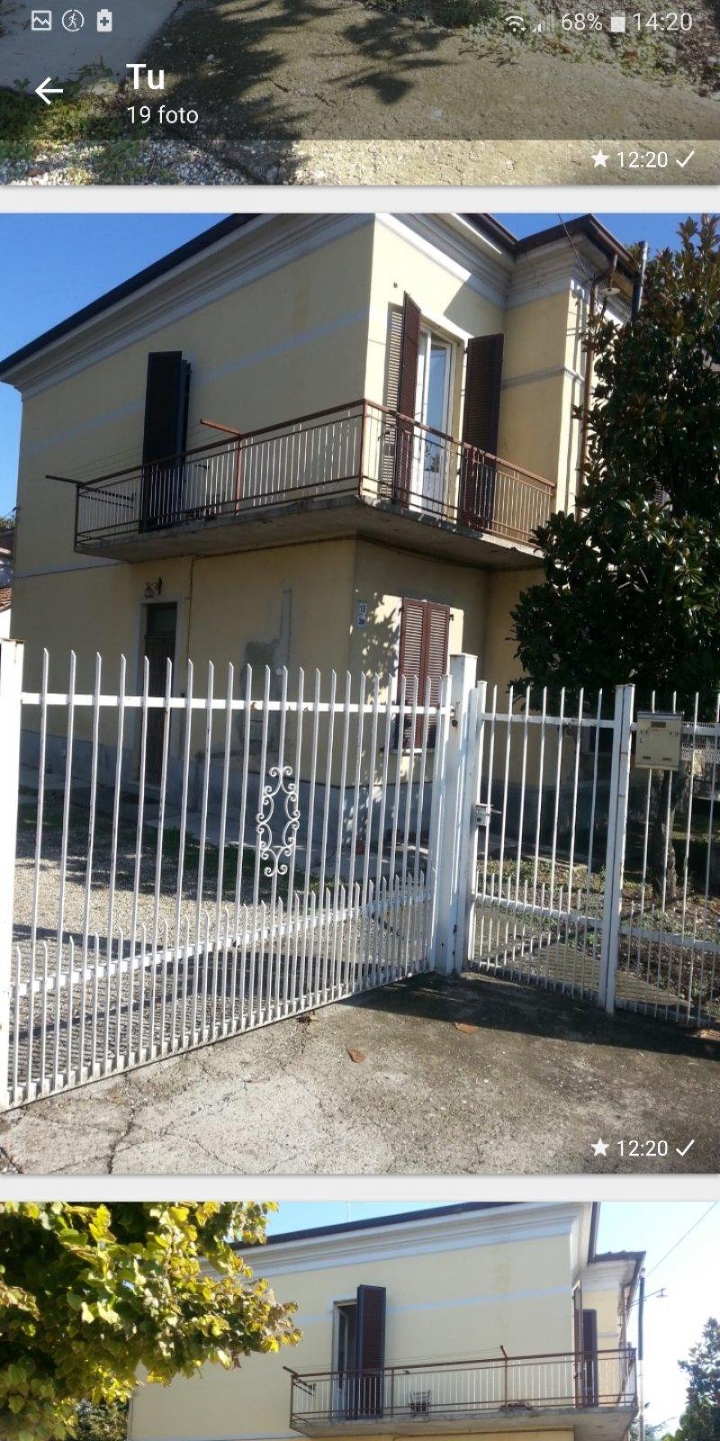 Voghera villa con balcone panoramico a Pavia in Vendita