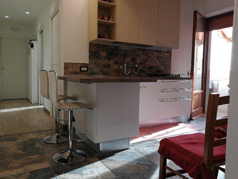 Trapani appartamento con vista a Trapani in Vendita