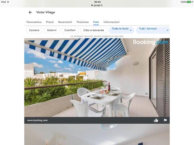 Ugento appartamento in resort Victor Village a Lecce in Affitto