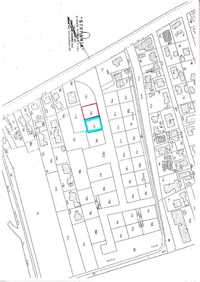 Cervia due lotti adiacenti a Ravenna in Vendita