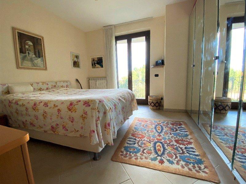 Città della Pieve appartamento con vista sul verde a Perugia in Vendita