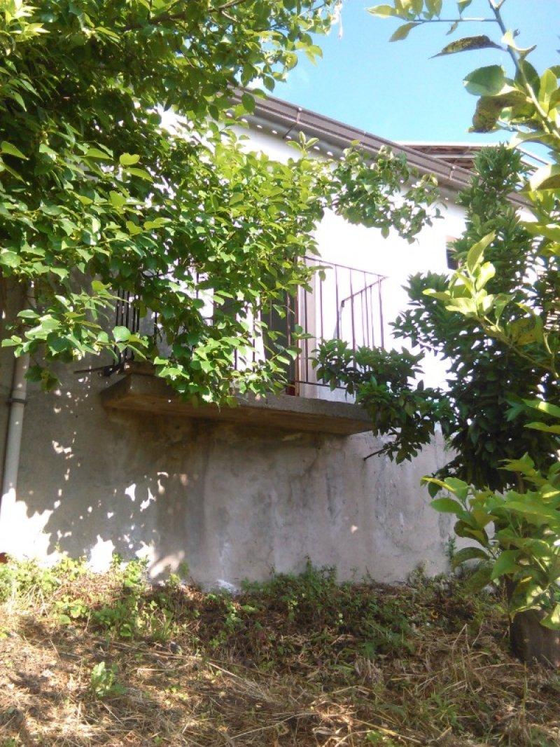 Maierato terreno edificabile con rustico a Vibo Valentia in Vendita