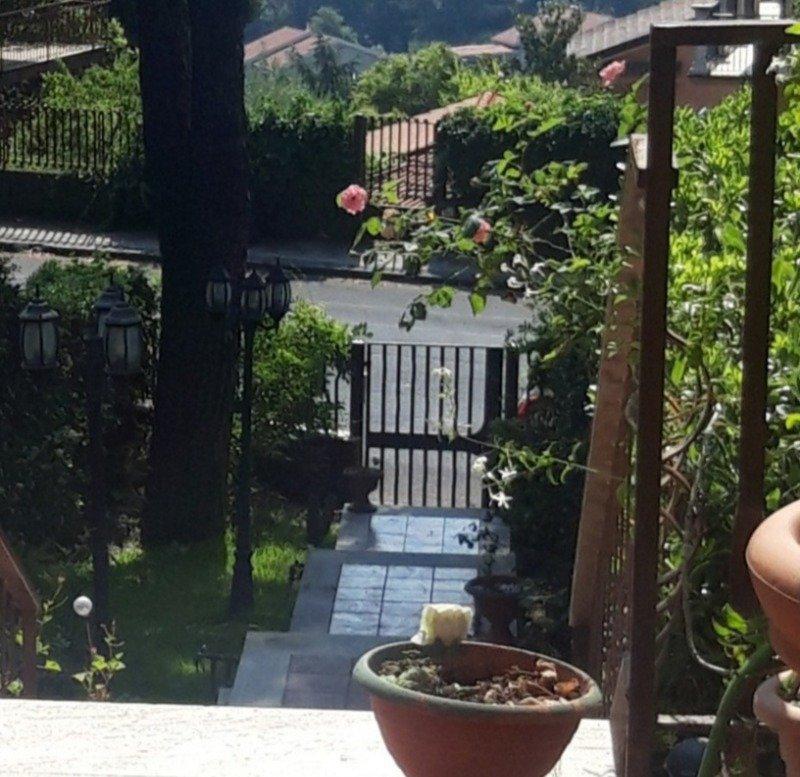 Trecastagni villa immersa nel verde a Catania in Vendita