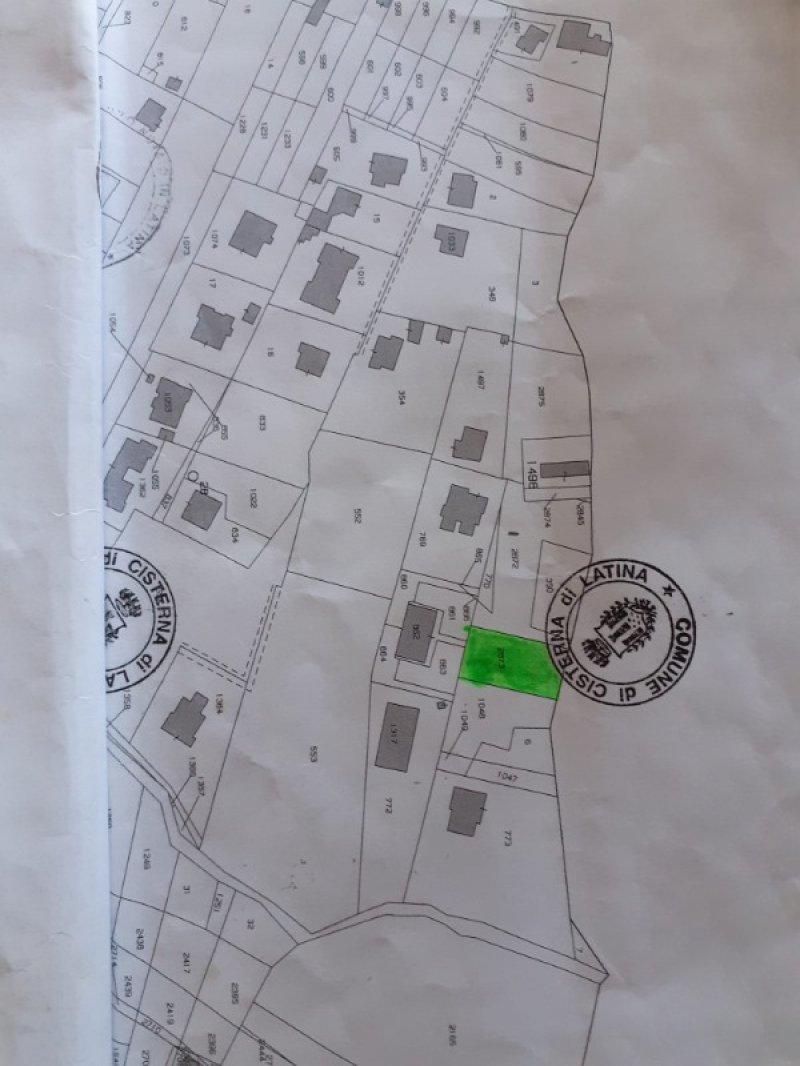 Cisterna di Latina terreno edificabile a Latina in Vendita