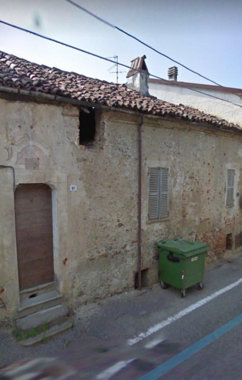Mombasiglio abitazione a Cuneo in Vendita