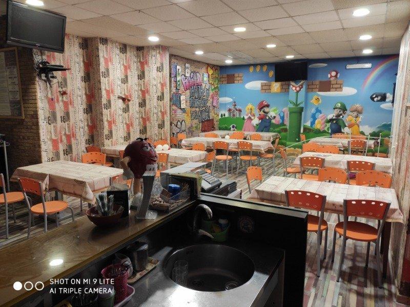 zona centrale di Tivoli attività di ristorante a Roma in Vendita