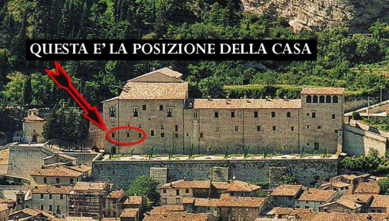 Fossombrone appartamento in palazzo ducale a Pesaro e Urbino in Vendita