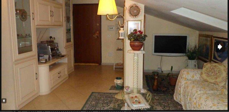 Mercogliano appartamento mansardato a Avellino in Vendita