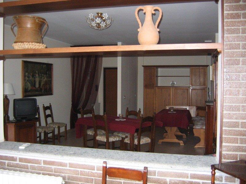 Viterbo appartamento adiacente porta Romana a Viterbo in Affitto