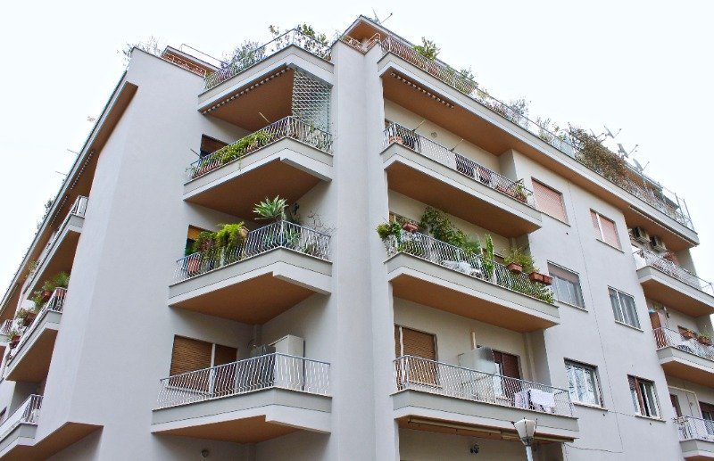 Roma zona residenziale appartamento a Roma in Vendita