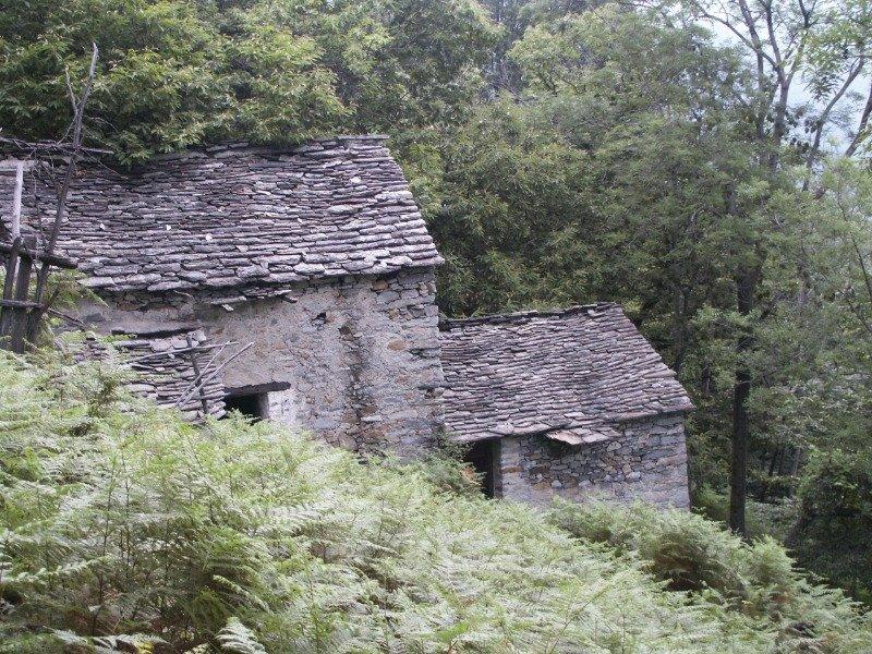 San Bernardino Verbano rustico a Verbano-Cusio-Ossola in Vendita