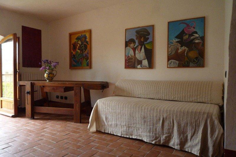 Siena monolocale anche per uso ufficio a Siena in Affitto