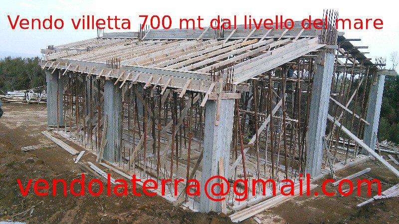 San Pietro di Caridà casa nuova costruzione a Reggio di Calabria in Vendita