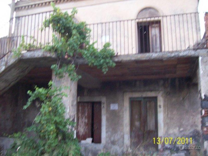 Paternò antica tenuta a Catania in Vendita