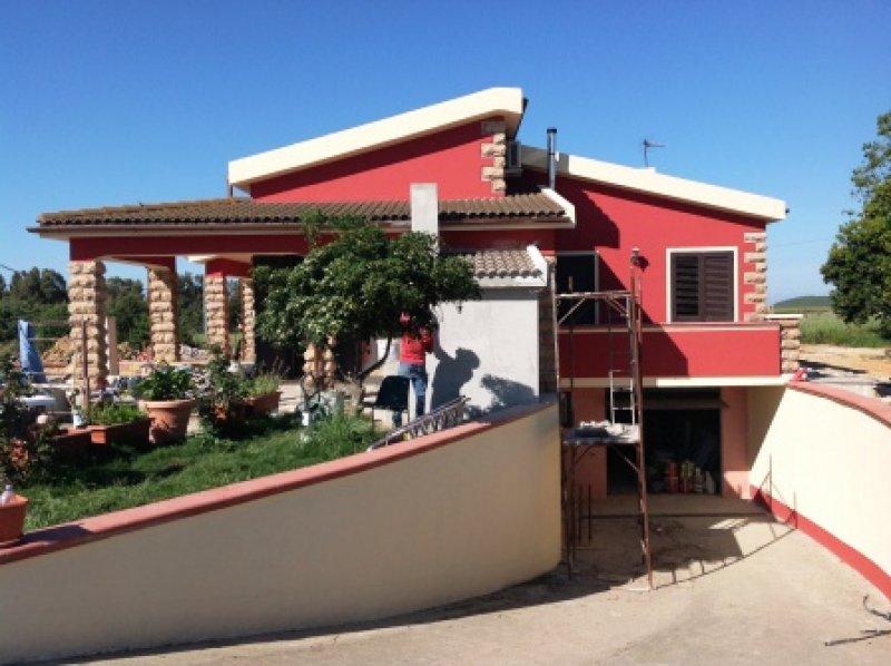 Sassari La Corte villa a Sassari in Vendita