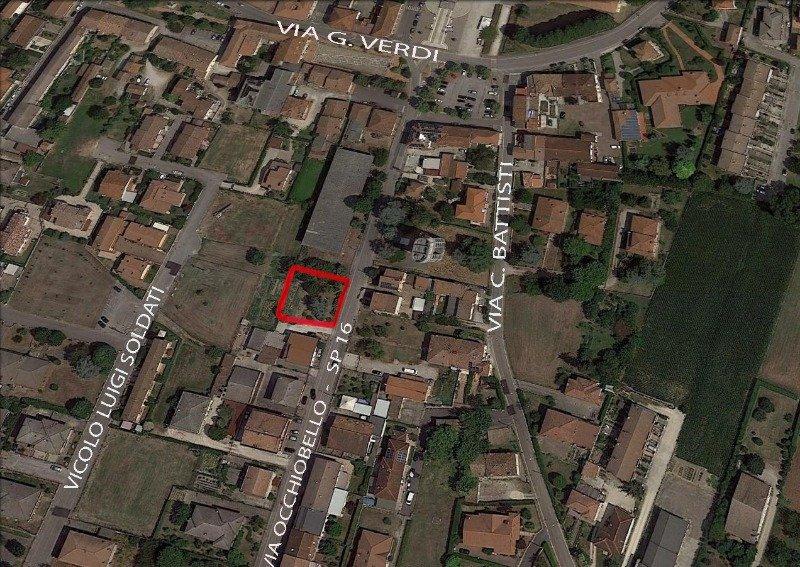 Fiesso Umbertiano terreno edificabile a Rovigo in Vendita