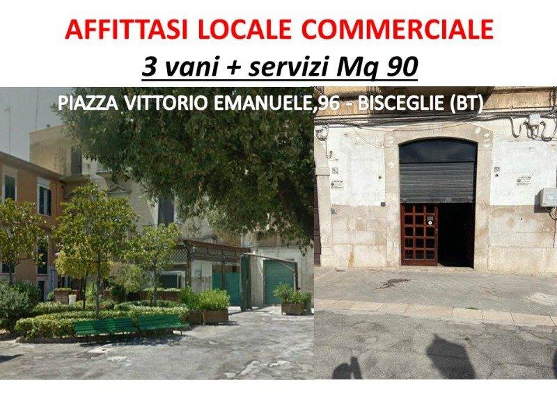Bisceglie attività commerciale a Barletta-Andria-Trani in Affitto