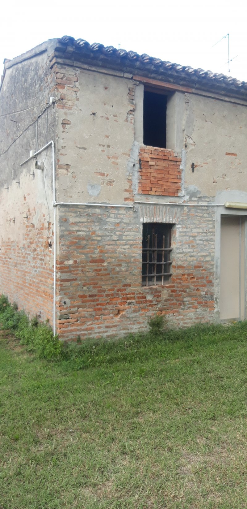 Sermide terreno edificabile a Santa Croce a Mantova in Vendita