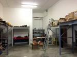 Annuncio affitto Zona industriale Rigutino locale commerciale