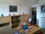 Annuncio affitto Fiumicino appartamento indipendente vista mare