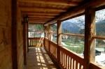 Annuncio vendita Rocca Pietore appartamento in tipico fienile