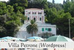 Annuncio affitto A Rodi Garganico villa sul mare