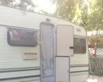 Annuncio affitto Procida roulotte in campeggio alberato