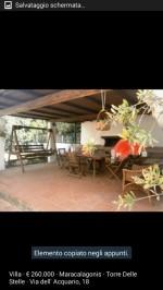 Annuncio vendita Maracalagonis villa