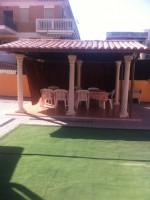 Annuncio affitto Ardea appartamento con giardino e gazebo esterno
