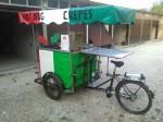 Annuncio vendita Senigallia triciclo adibito alla somministrazione