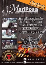 Annuncio vendita Praia a Mare pub ristorante braceria