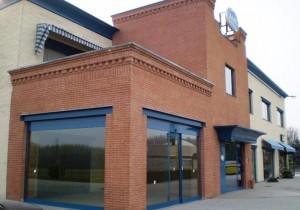 Annuncio vendita Strambino edificio con uffici e negozi