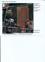 Annuncio vendita Arzergrande nella campagna di Vallonga terreno