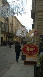 Annuncio affitto Asti magazzino nel cuore del centro storico