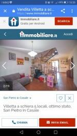 Annuncio vendita San Pietro in Casale villetta a schiera
