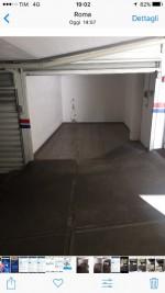 Annuncio vendita Roma prestigioso box garage