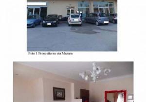 Annuncio vendita Appartamento più posto auto coperto a Marsala
