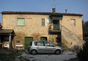Annuncio vendita San Lorenzo in Campo casolare