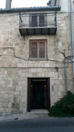 Annuncio vendita Palermo struttura immobile con muri in pietra