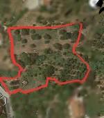 Annuncio vendita Terreno edificabile in località Cucco Diamante
