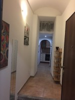 Annuncio vendita Roma appartamento con ampi soffitti a volta