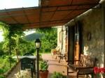 Annuncio affitto Castellina Marittima casale in pietra toscano