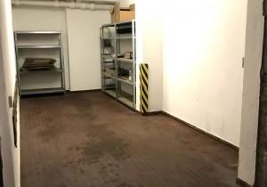 Annuncio vendita Milano box doppio con impianto antifurto