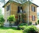 Annuncio vendita Spigno Monferrato villa in stile liberty