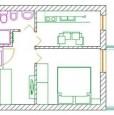 foto 5 - Agrigento mini appartamento arredato a Agrigento in Affitto