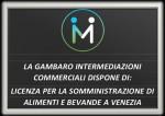 Annuncio vendita Venezia Rialto licenza per alimenti e bevande