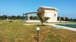 Annuncio affitto Balestrate villa con piscina