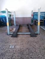 Annuncio affitto Campochiaro officina meccanica con parcheggio