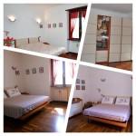 Annuncio affitto Roma appartamento ampio per vacanza