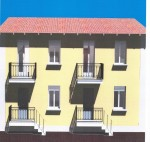 Annuncio vendita Cigognola appartamento in casa colonica